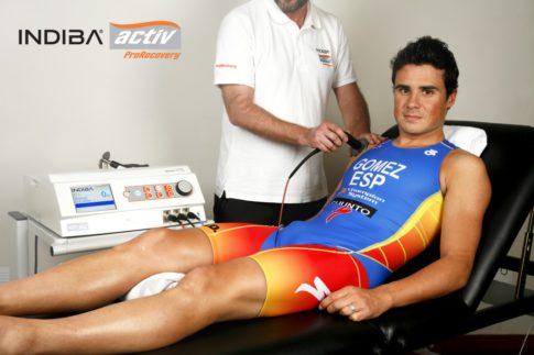 Javier Gómez Noya - triatleta profesional - 7 veces campeón del mundo